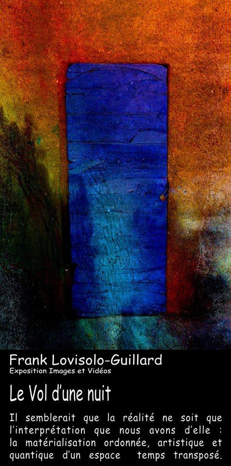 galerie Le 13 Bis - Le Vol dune nuit - lovisolo