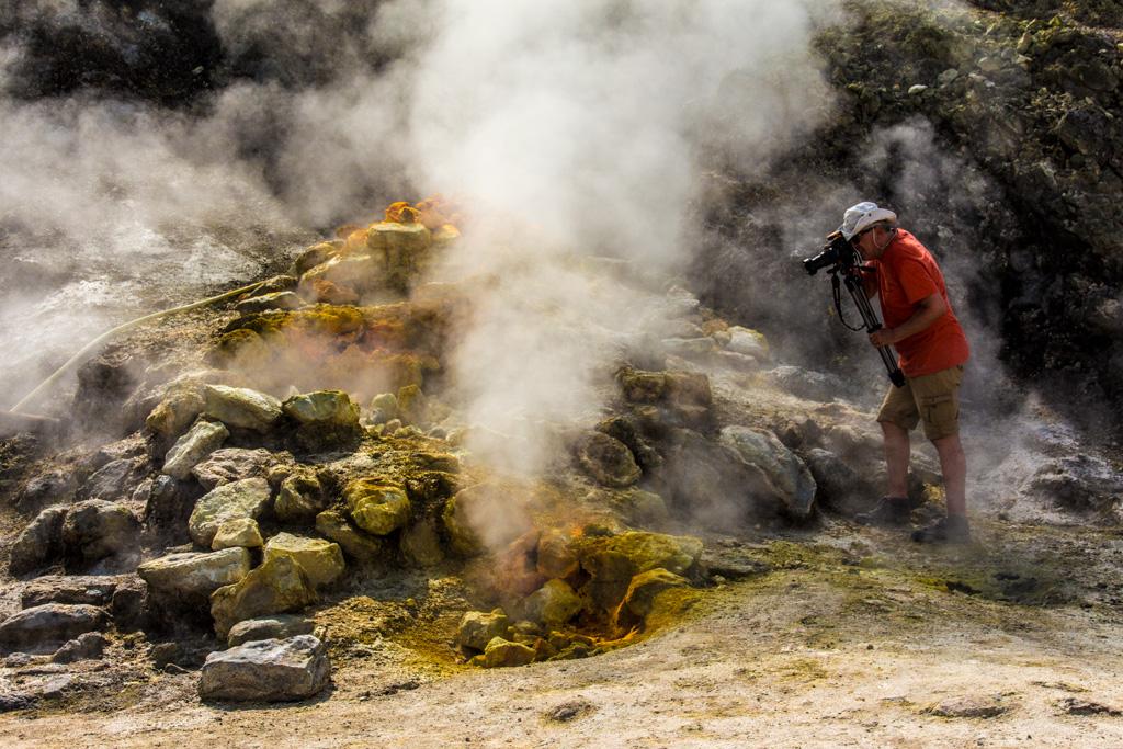 Il Volcano Solfatara