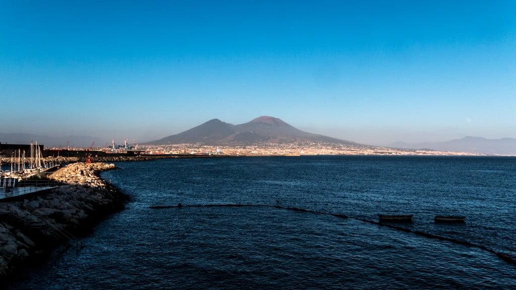 Pline - Herculanum - Pompei - Lovisolo - vésuve - Naples