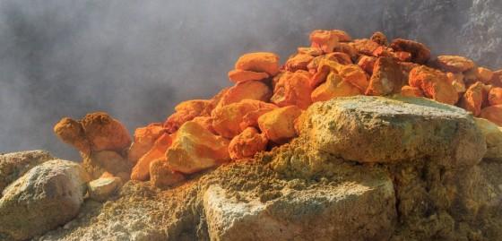 Volcano Solfatara - Solfatare - Lovisolo