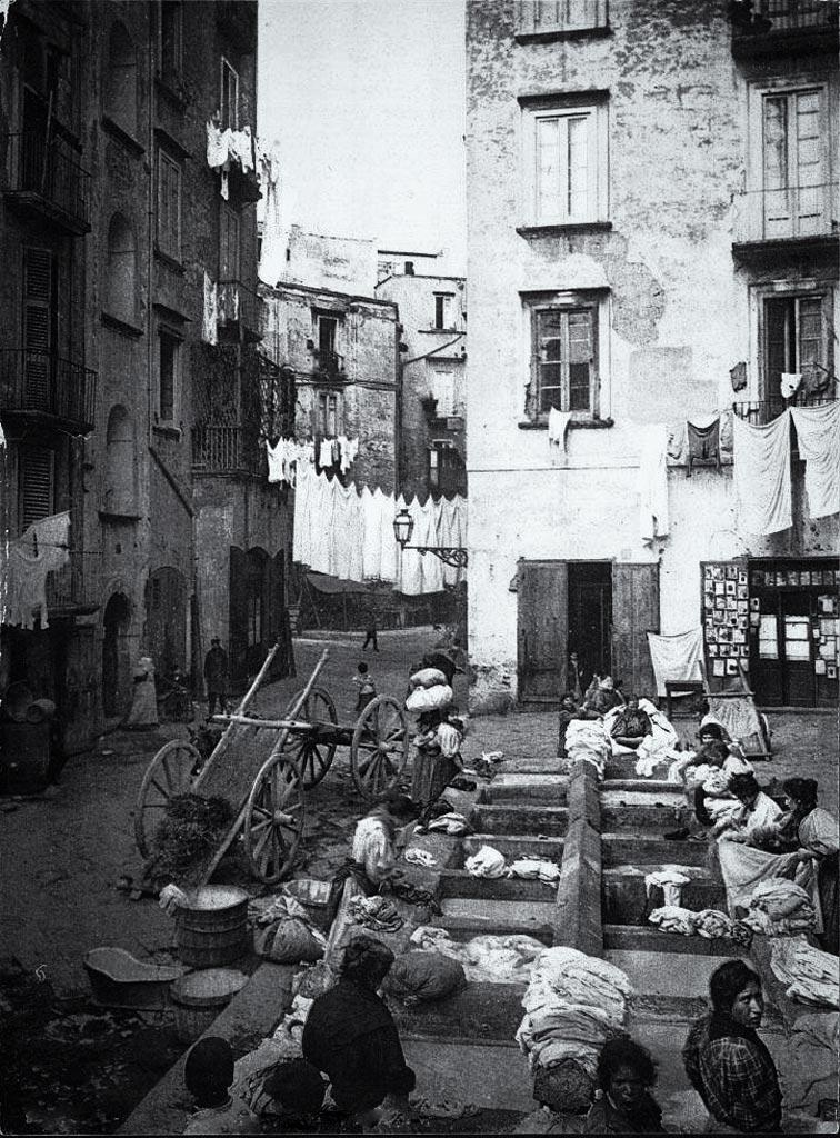Anonyme : Naples entre 1890 et 1900