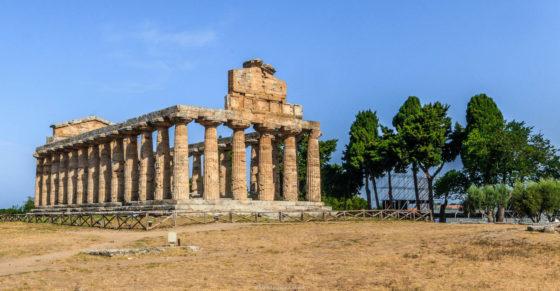 Paestum - Campanie