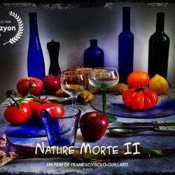 Nature MorteII — Sélection officielleau SİNEVİZYON Festival 2019 Chypre
