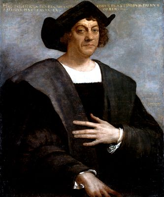 Christophe Colomb - Gênes