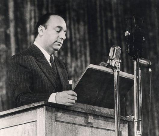 Pablo Neruda en la URSS
