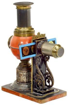Lanterne magique 1870