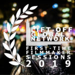 First Time Filmmakers Sessions 2019 laurel with background