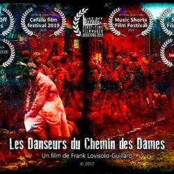 Les Danseurs du Chemin des Dames – Vidéo