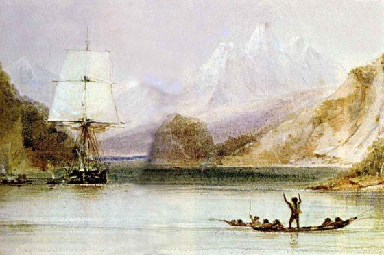 Beagle-Conrad-Martens-Darwin