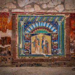 Balade à Herculanum – Composition musicale
