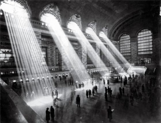 Berenice Abbott - Grand central station New York 1936