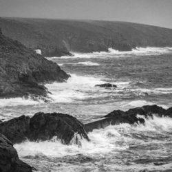 Le récif où le cœur des vagues s'est brisé