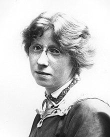 Imogen Cunningham-self portrait - 1909