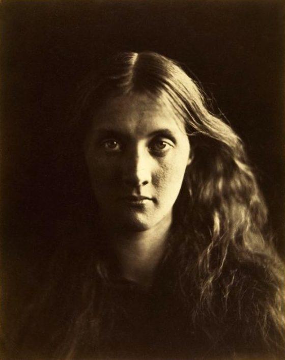 Julia Jackson, par Julia Margaret Cameron (1867).