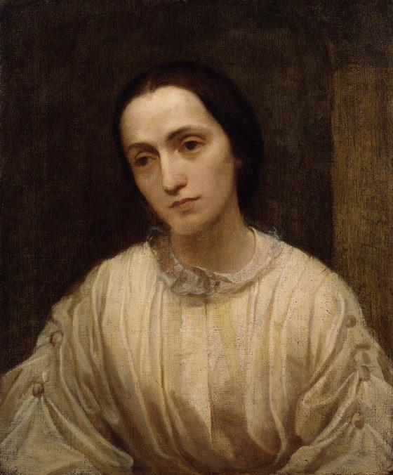 Julia Margaret Cameron par George Frederic Watts