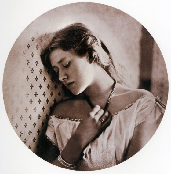 Sadness by Julia Margaret Cameron