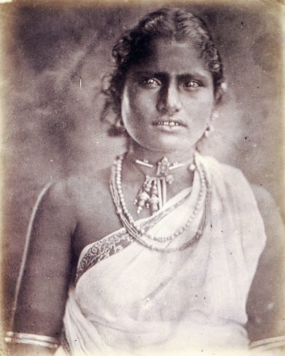 Untitled (Ceylon) 2, by Julia Margaret Cameron - 1 septembre 1875