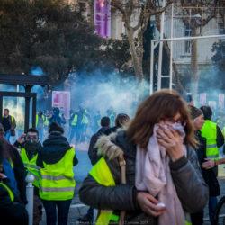 Manifestation – Toulon 12 janvier 2018
