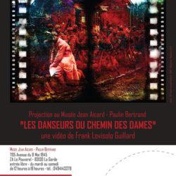 Projection au Musée Jean Aicard – Paulin Bertrand «Les Danseurs du Chemin des Dames»