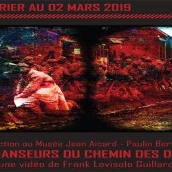 Invitation au Musée Jean Aicard – Paulin Bertrand : Finissage de l'exposition Jean Aicard et la Grande Guerre.