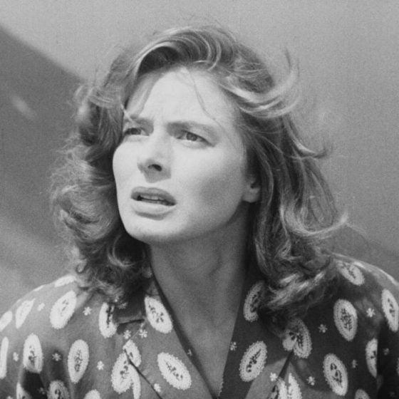 Ingrid Bergman - Stromboli