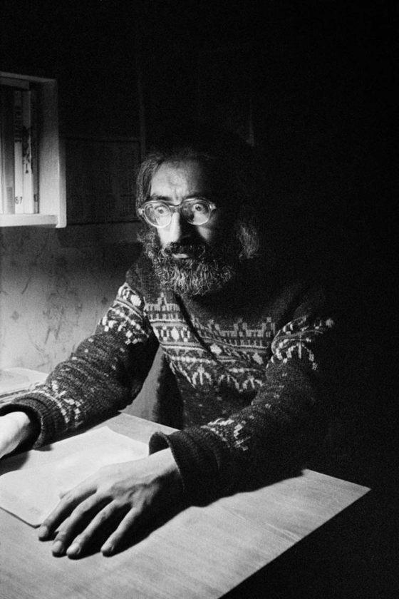 Melvar Melkumyan, Moscow, USSR, 1979 | Masha Ivashintsova