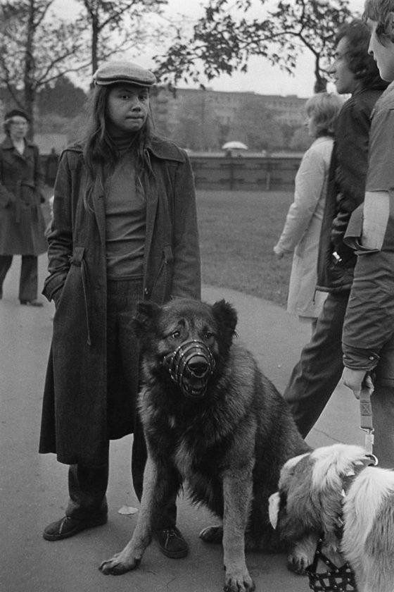 Dog Show - Leningrad, USSR, 1981 - Masha Ivashintsova