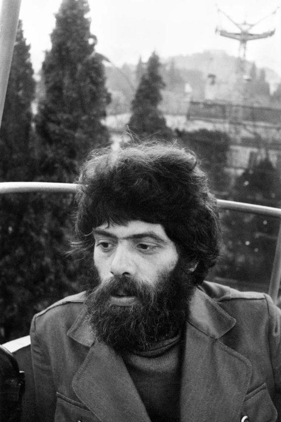 Viktor Krivulin, Yalta, Crimea, 1979 | Masha Ivashintsova