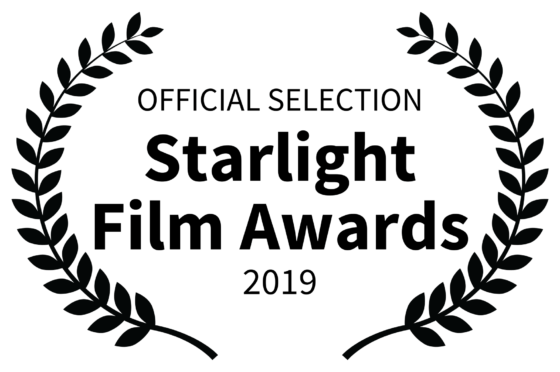 OFFICIAL SELECTION Starlight Film Awards 2019