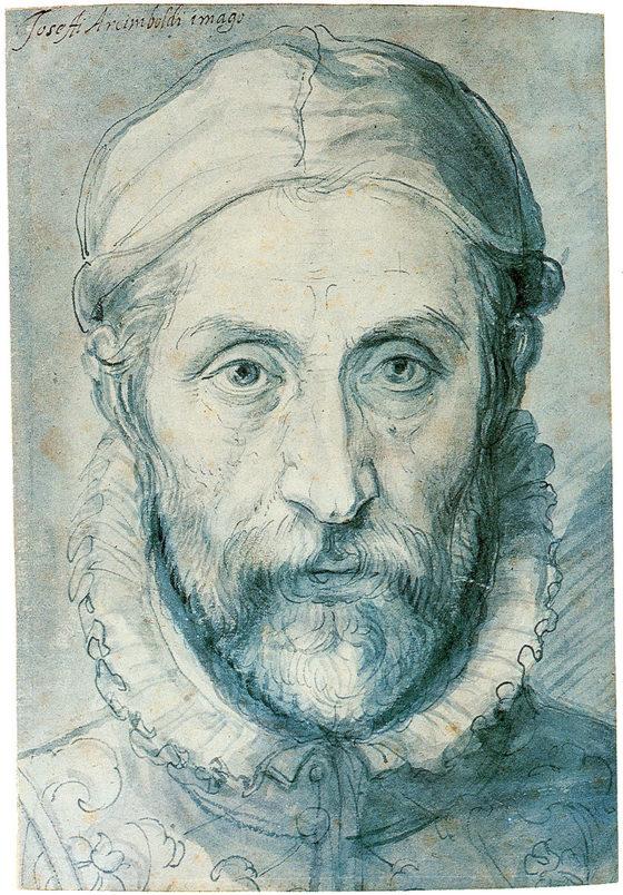 Giuseppe Arcimboldo - citrons