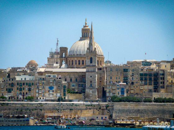 Malte - La Valette - Le Port