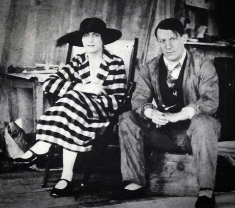 Olga et Picasso
