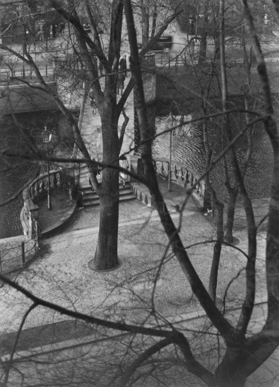 Marianne Breslauer, Pont Lützowufer, Berlin, 1930