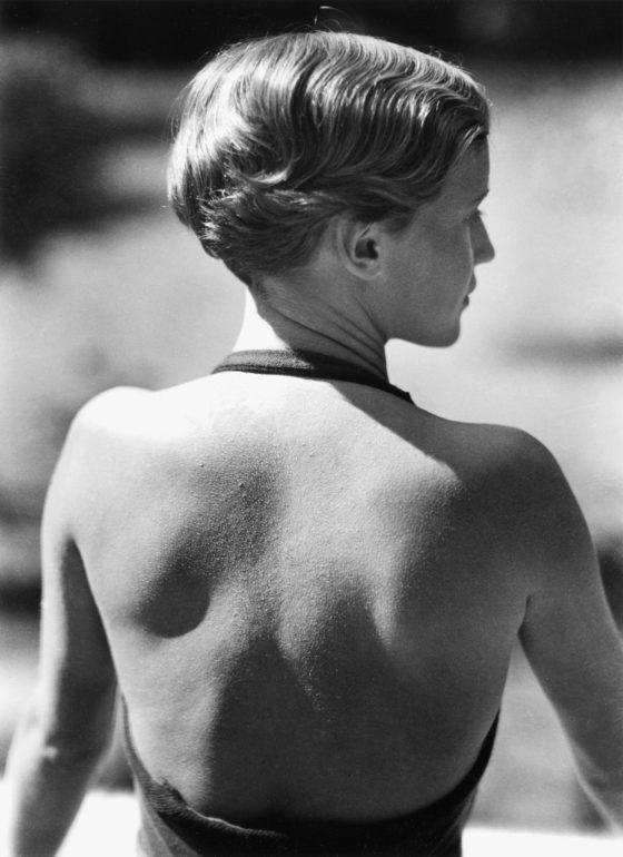 Marianne Breslauer, Sans titre (Ruth von Morgen), Berlin, 1934