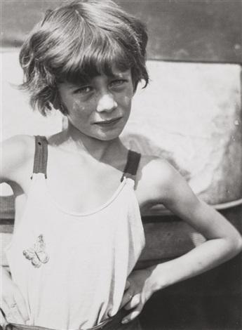 Marianne Breslauer Zirkus - Junge, 1932