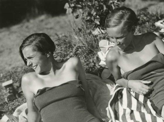 Marianne Breslauer, Sacrow, 1934