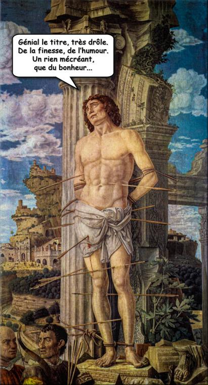 Andrea Mantegna - San Sebastian