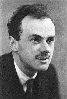 Paul Dirac en 1933