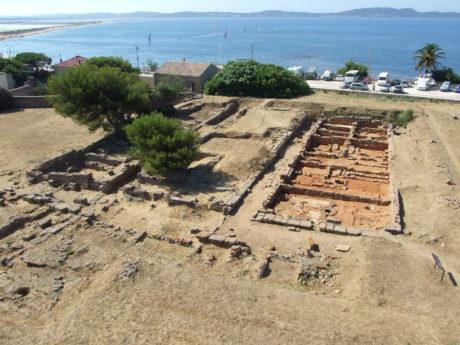 Olbia: les fouilles archéologiques
