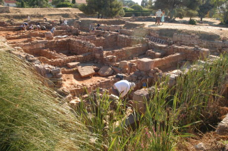 Site d'Olbia - Michel Bats - Olbia à Hyères