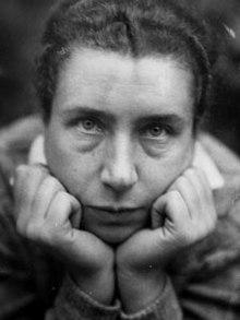 Autoportrait, Lucia Moholy, 1930. Bauhaus-Archiv Berlin