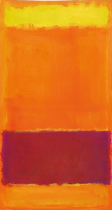 Mark Rothko, UNTITLED 1952