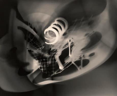 Laszlo Moholy Nagy photogramme 1926