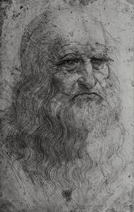 leonard de vinci autoportrait