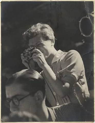 Gerda Taro en 1937 Photo anonyme