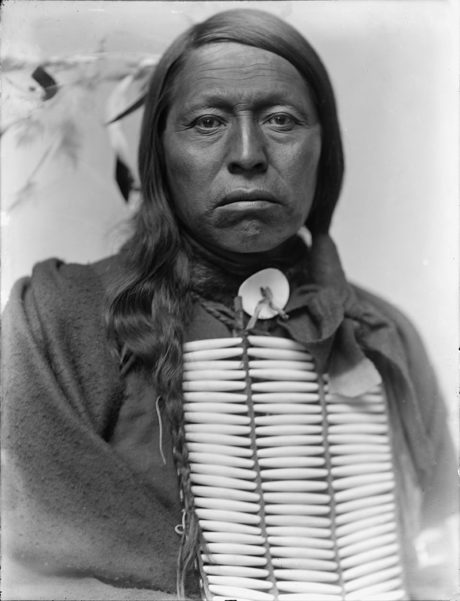 Chef Flying Hawk , Gertrude Kasebier, 1898, US Library of Congress