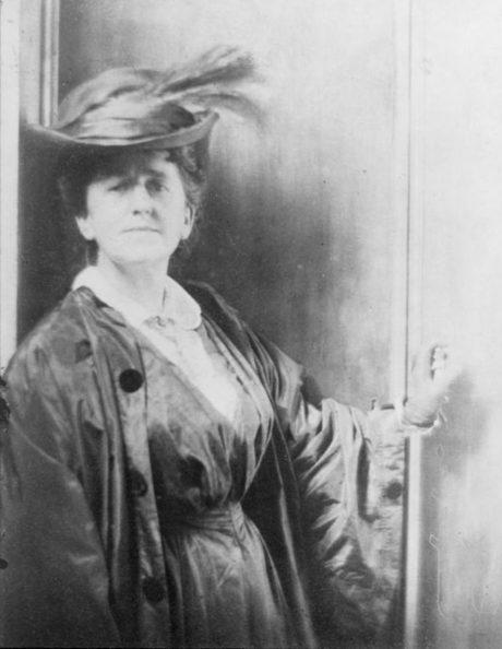 Gertrude Käsebier (vers 1900)