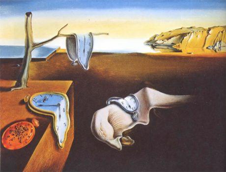 Salvador Dali -  Persistance de la mémoire -1931
