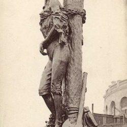 Mila et le Chevalier de la Barre