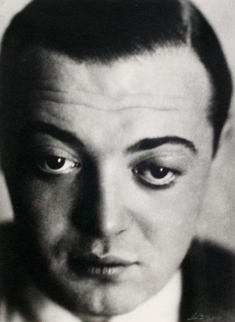 Lotte Jacobi  - Peter Lorre, acteur, Berlin,1932